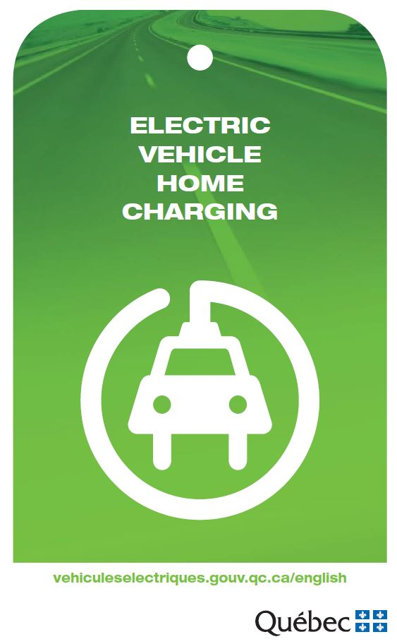 Brochure about Electric Vehicle Home Charging
